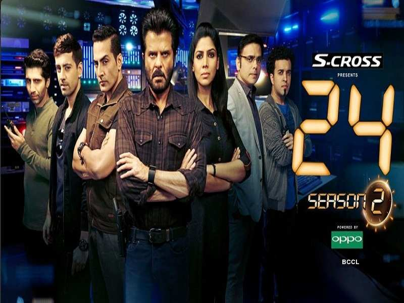 Anil Kapoor's '24' season 2 starts with a bang | The Times