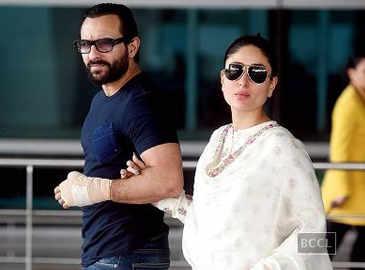Saif Ali Khan and Kareena Kapoor Khan planning a babymoon