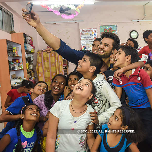 Mr World 2016 Rohit Khandelwal's felicitation