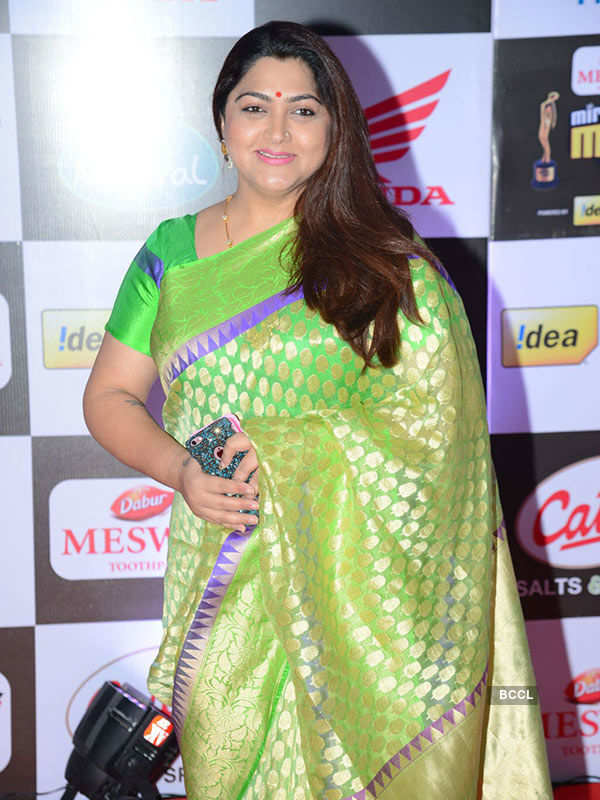 Mirchi Awards '16 (South) – Red Carpet