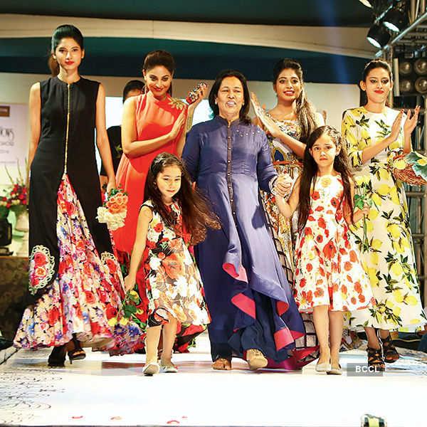 Neeru Kumar's fashion show