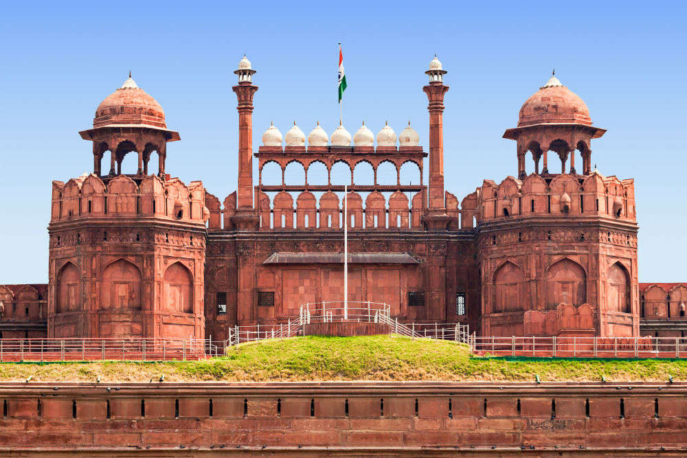 Image result for red fort indiatimes