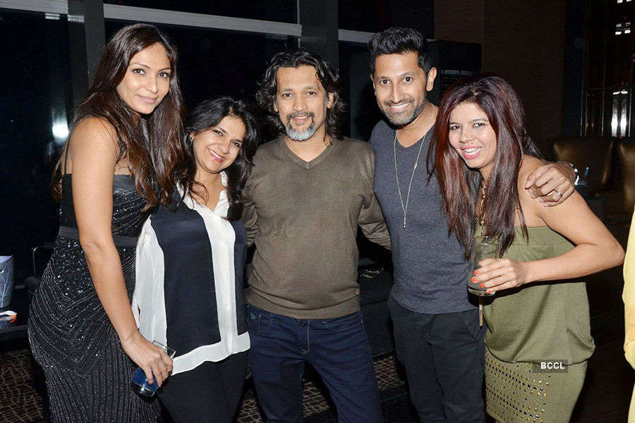 Shamita Singha's b'day party