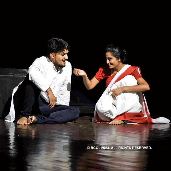 Uttar Urvashi: A play