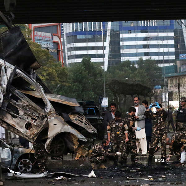 Explosion in Kabul: Top govt official killed