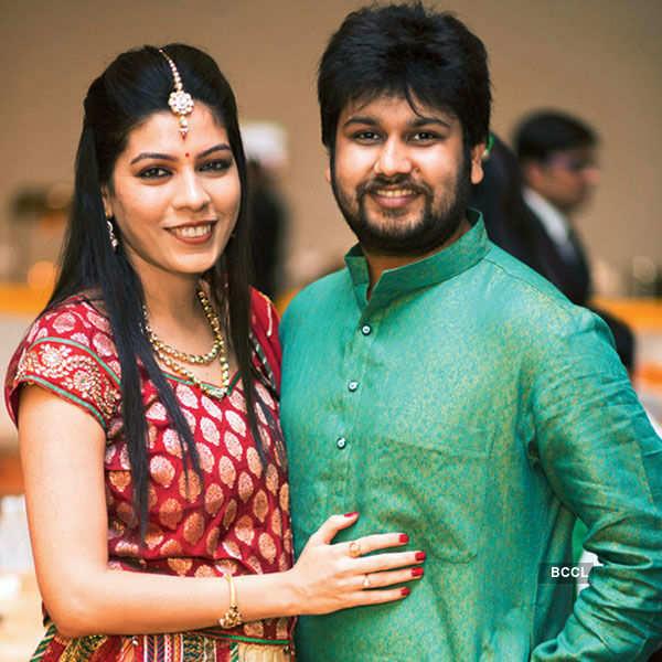 Atipriya Bothra weds Amber Sethy
