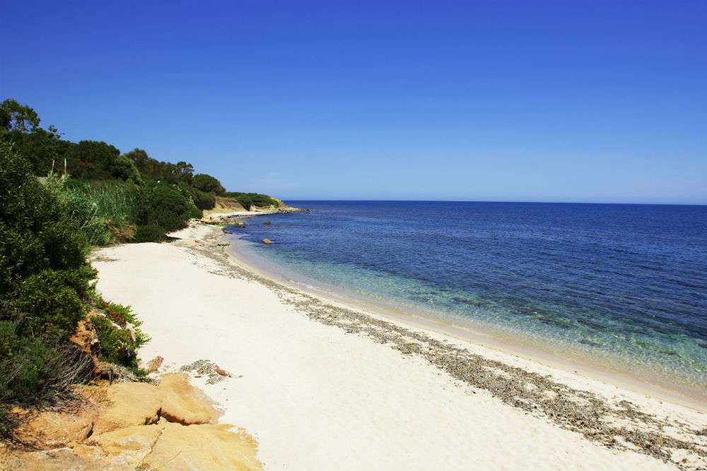 Monte Turnu Beach