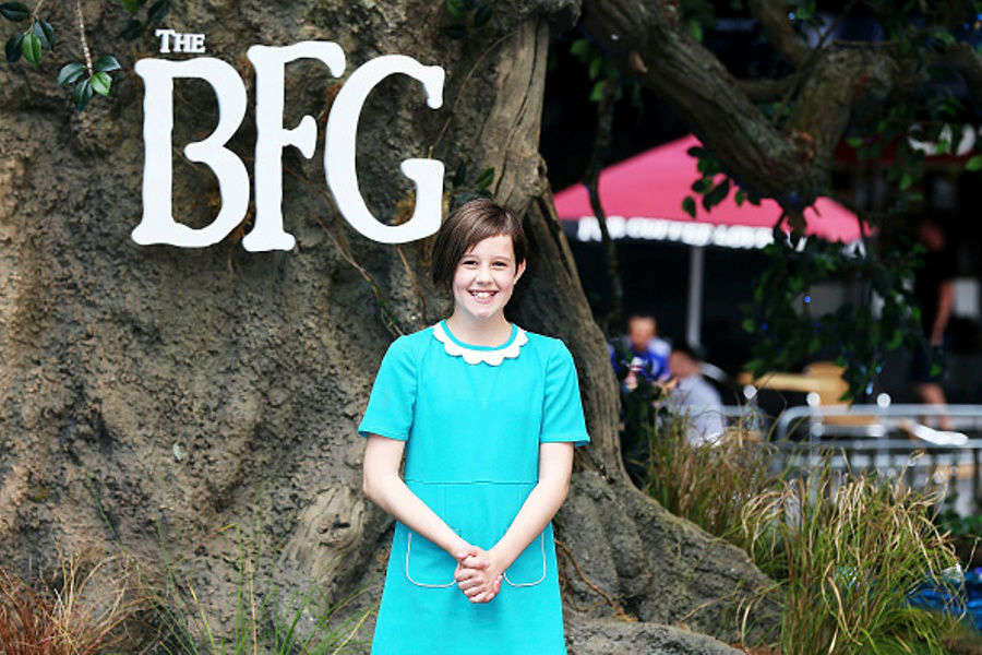 The BFG: UK Premiere