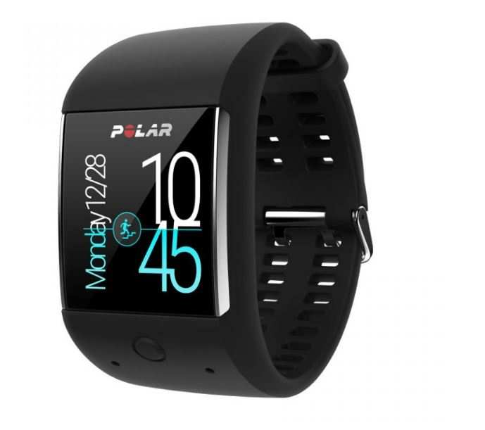 android: Polar launches M600 Android Wear 'fitness ...