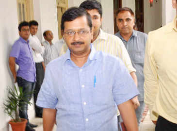 Section 144 near Delhi CM home: Cops say order illegal