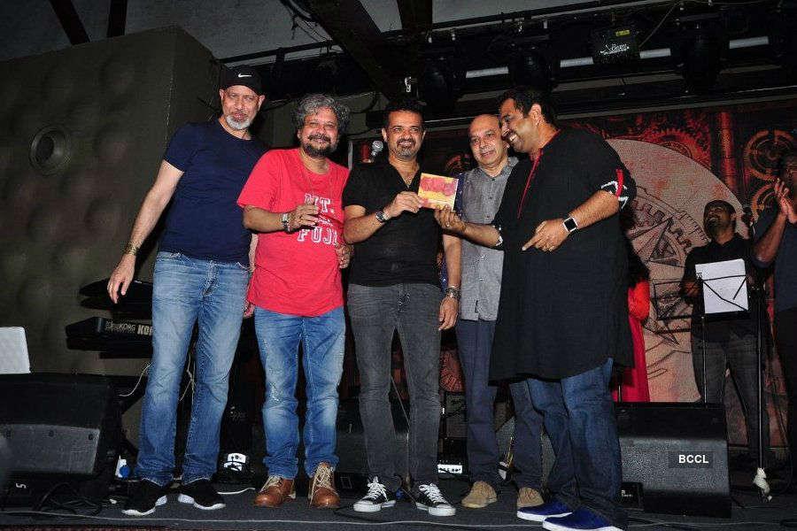 Sanjay Divecha and the Secret': Album Launch