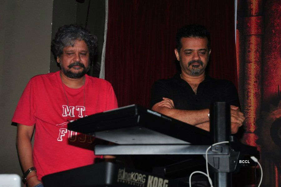 Sanjay Divecha and the Secret': Album Launch