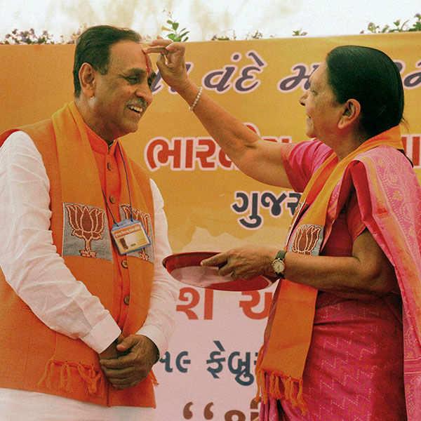 Vijay Rupani to be new CM of Gujrat