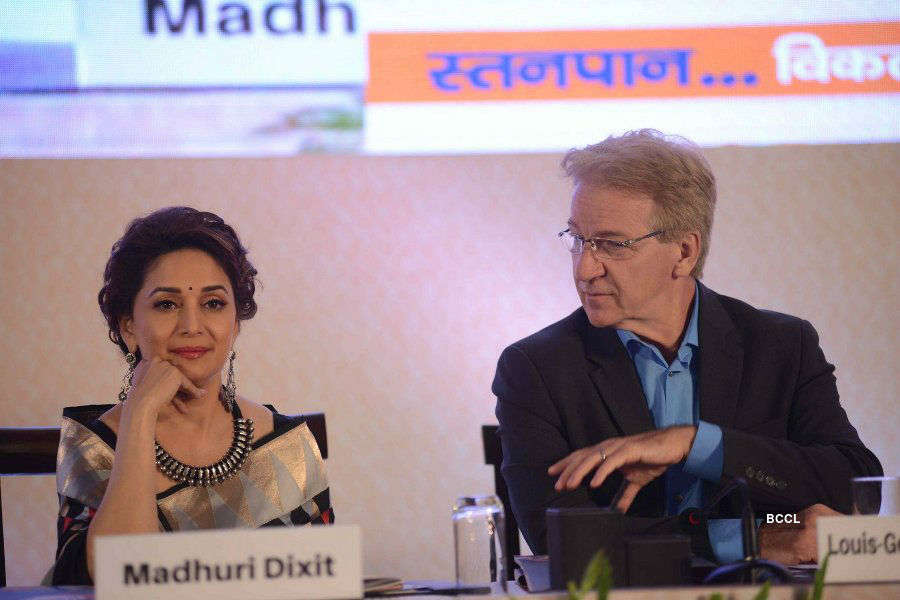 Madhuri launches MAA with UNICEF India