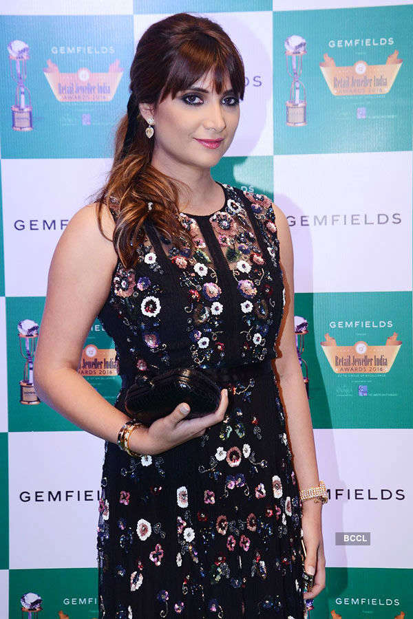 Retail Jeweller India Awards '16