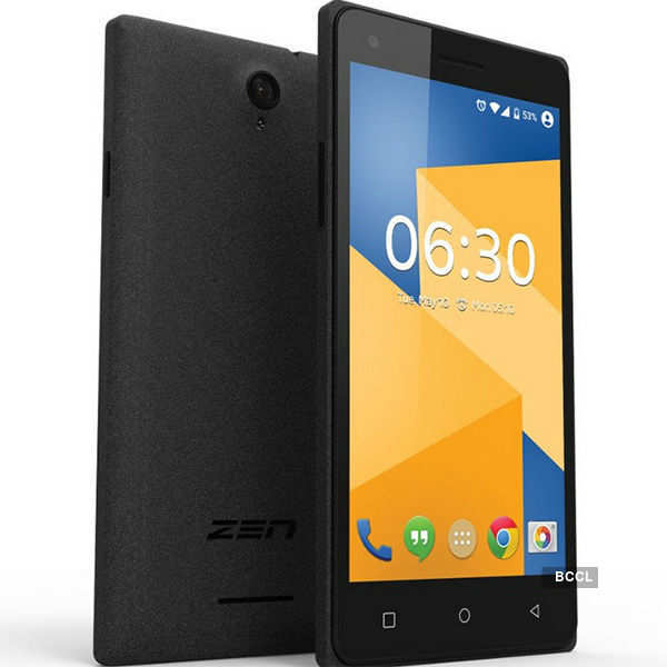 Zen Mobiles launches Cinemax 3