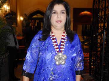 Farah Khan on making entertaining films