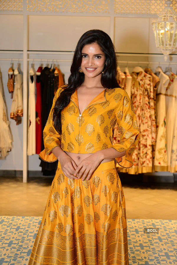 New collection by Shruti Sancheti