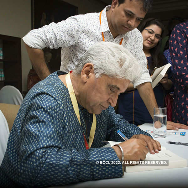 Javed Akhtar @ Poetry Fest
