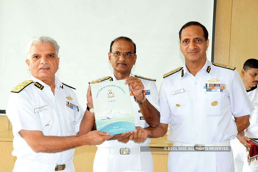 Naval confrence