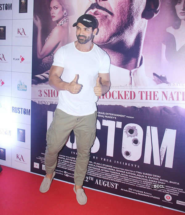 Rustom: Spl. Screening