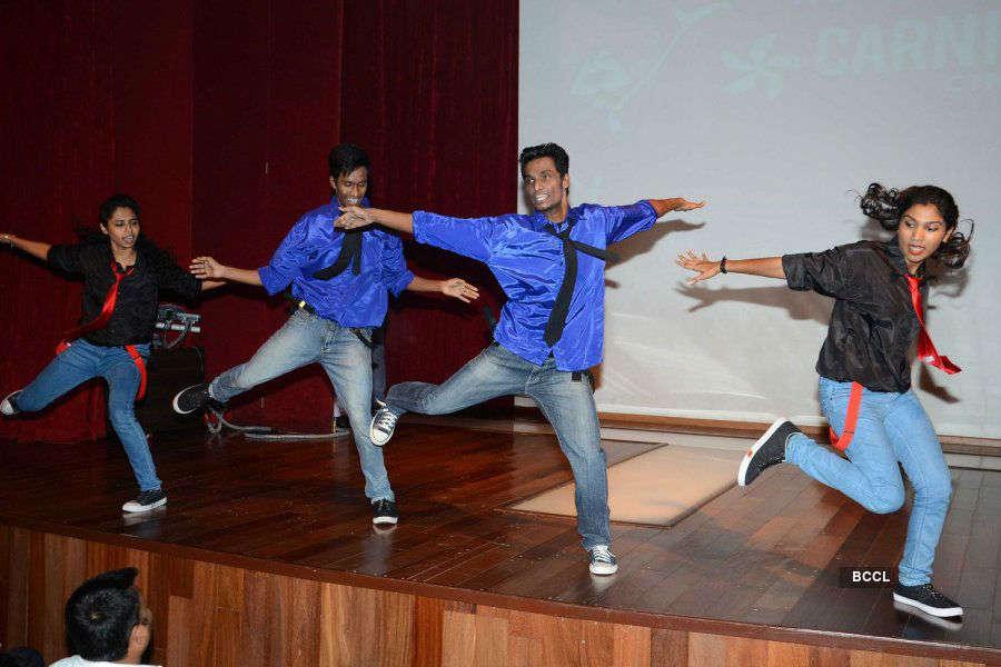 Tiger promotes A Flying Jatt