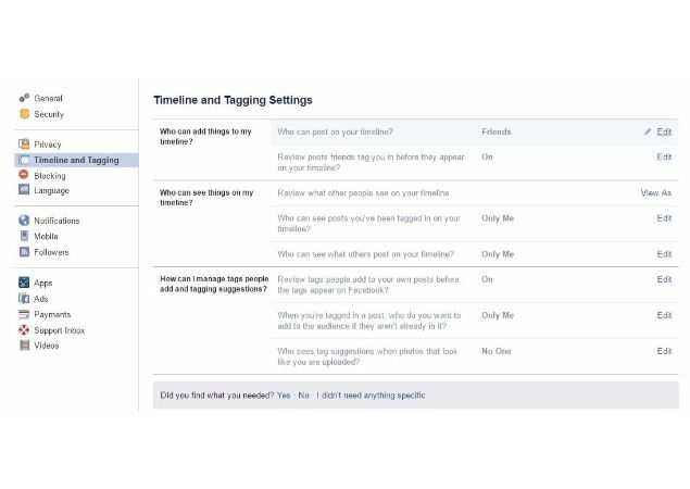 how to delete old facebook cover photos