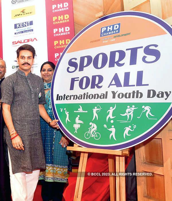 International Youth Day: Celebrations