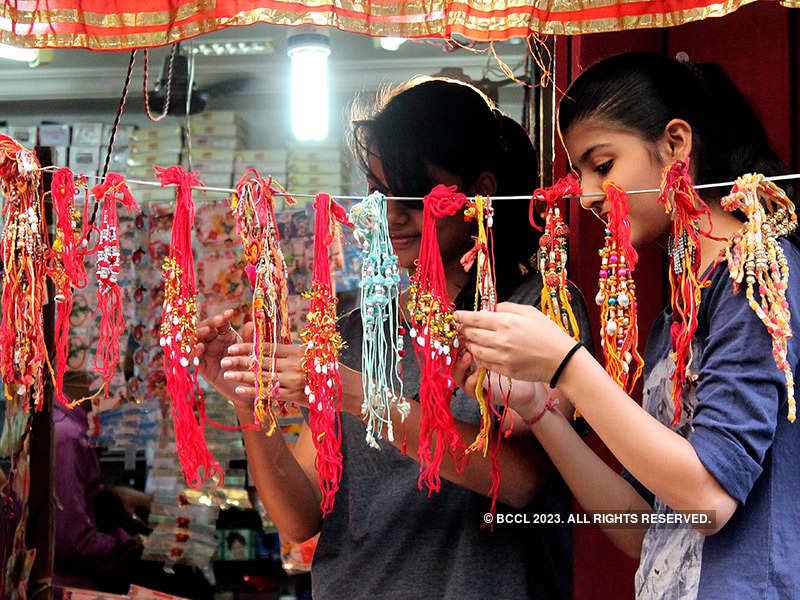 Raksha Bandhan: A bond of love