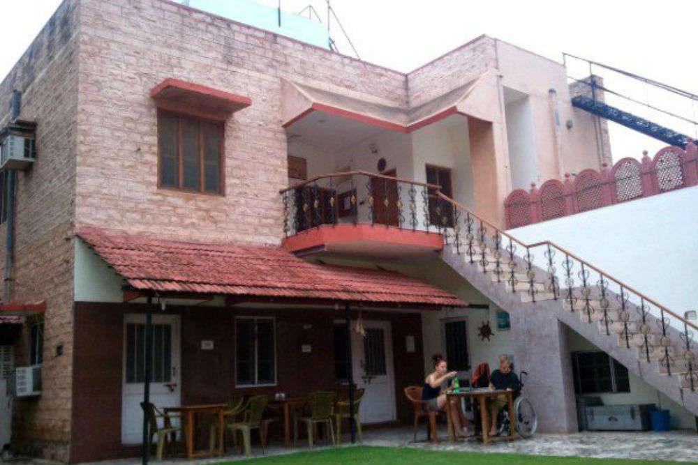 Dhillon House Jodhpur