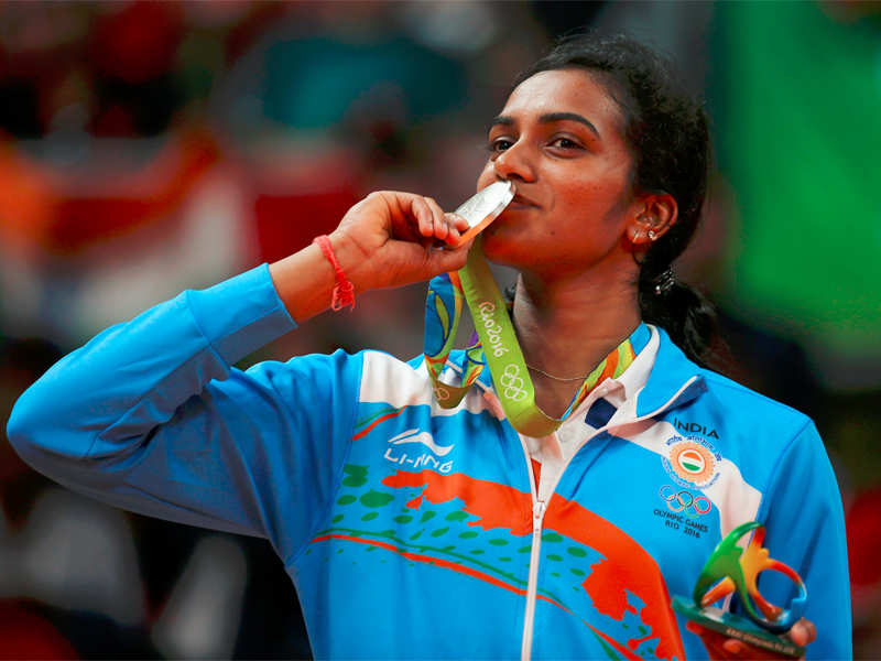 PV Sindhu creates history, wins silver medal in Olympics | Rio ...