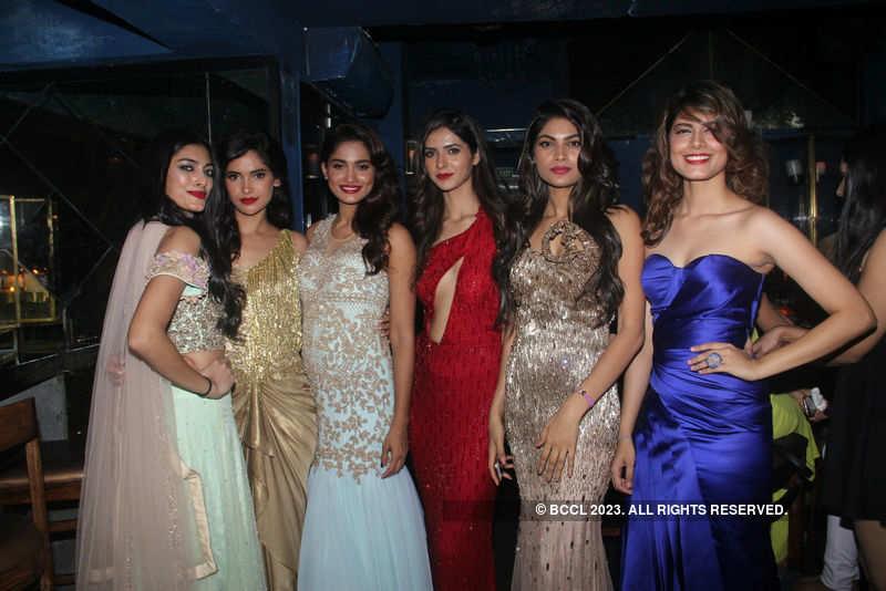 Fashion Night Out with Sonaakshi Raaj at Masala Bar