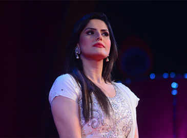 Zareen Khan wishes to adopt pet tiger