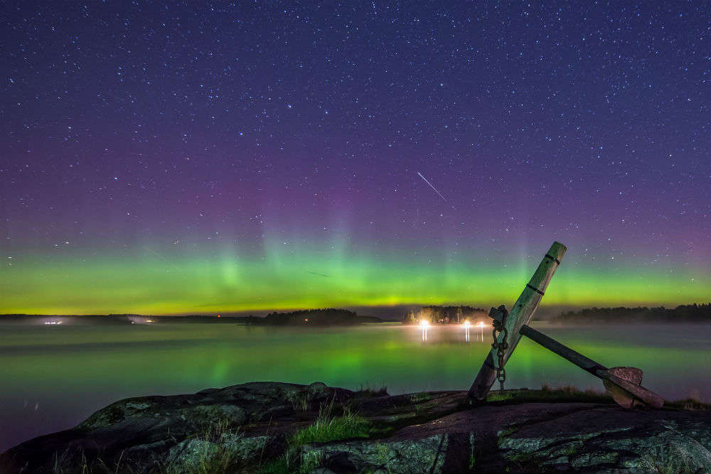 View the Northern Lights