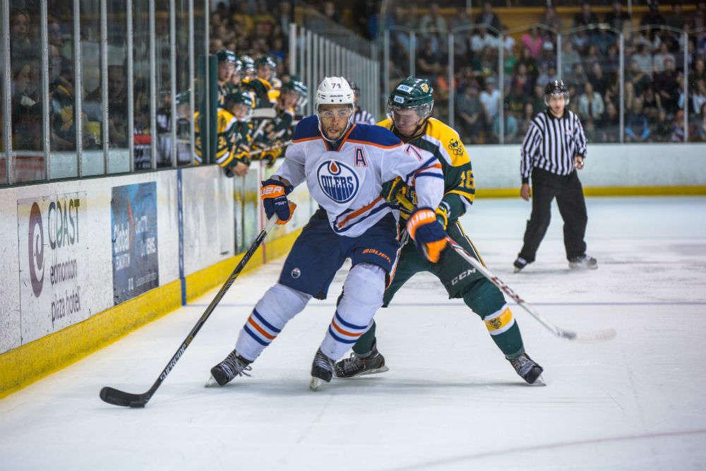 Watch the Edmonton Oilers