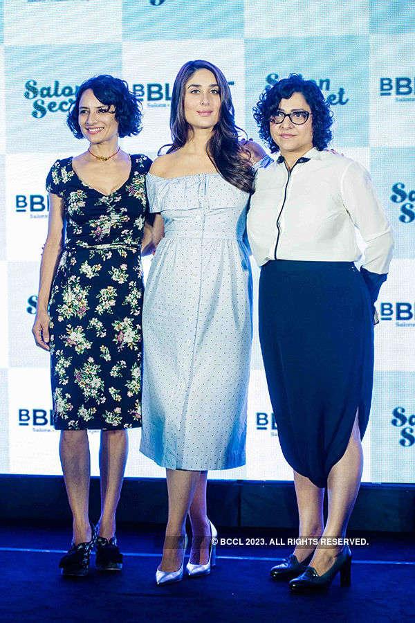 Kareena launches Bblunt's Salon Secret