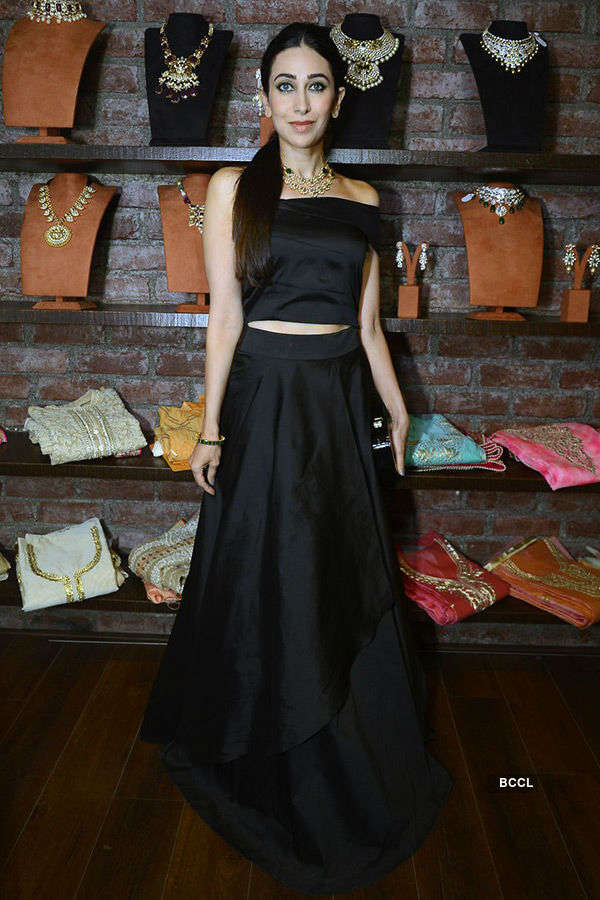 Amy Billimoria's collection launch
