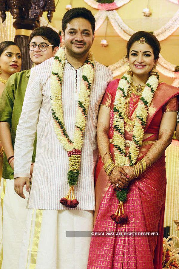 Aditya & Sitara's wedding reception