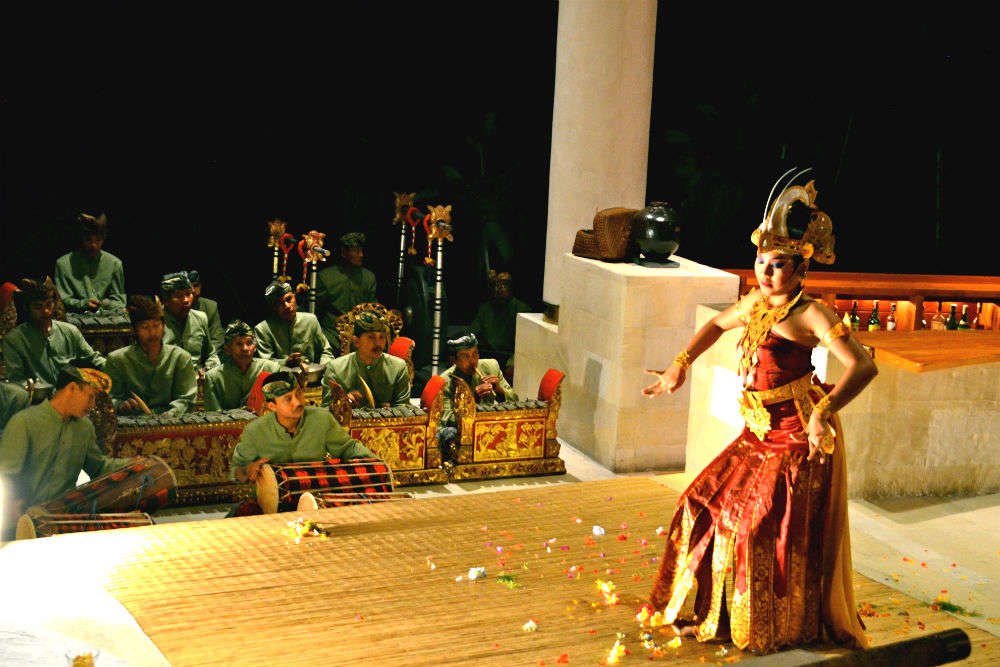 Watch a Traditional Balinese Dance