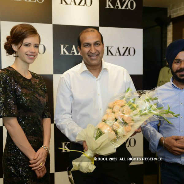 Kalki at Kazo launch