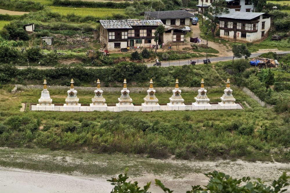 Wangdue Phodrang Drong