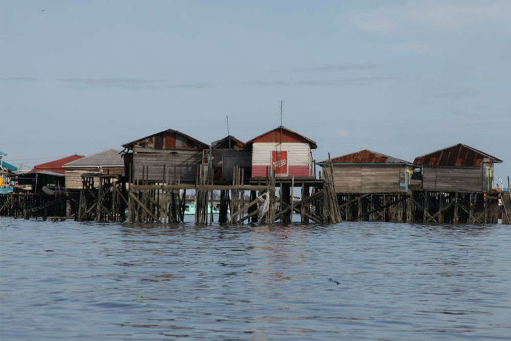 Tarakan Stilt Villages, North Kalimantan