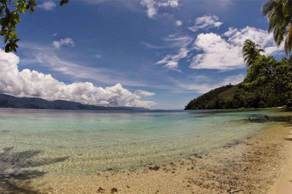 White Sands Beach, Jayapura, Papua