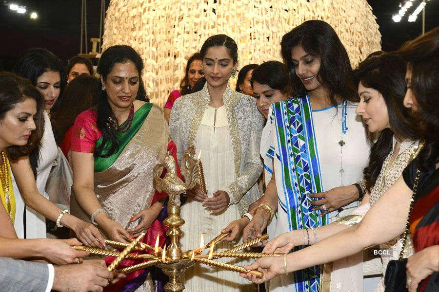 Celebs @ IMC Ladies Exhibition