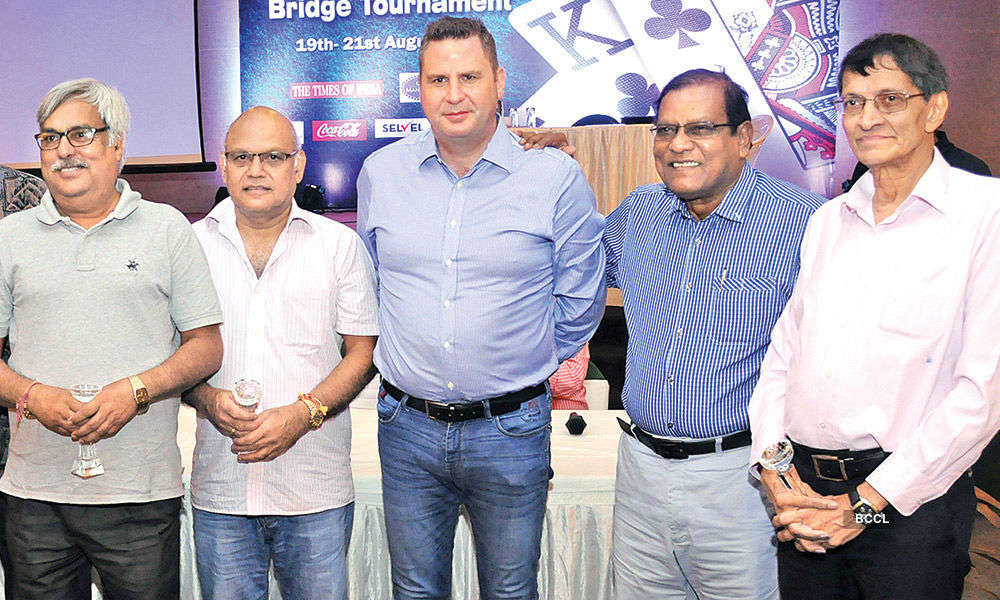 Bridge tournament @ Tollygunge Club