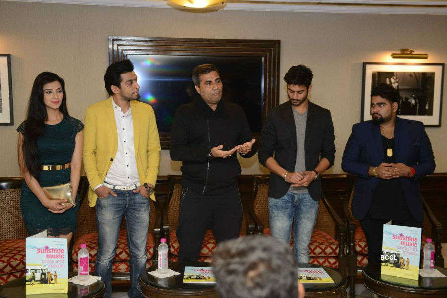 Sunshine Music Tour & Travels: Press Meet