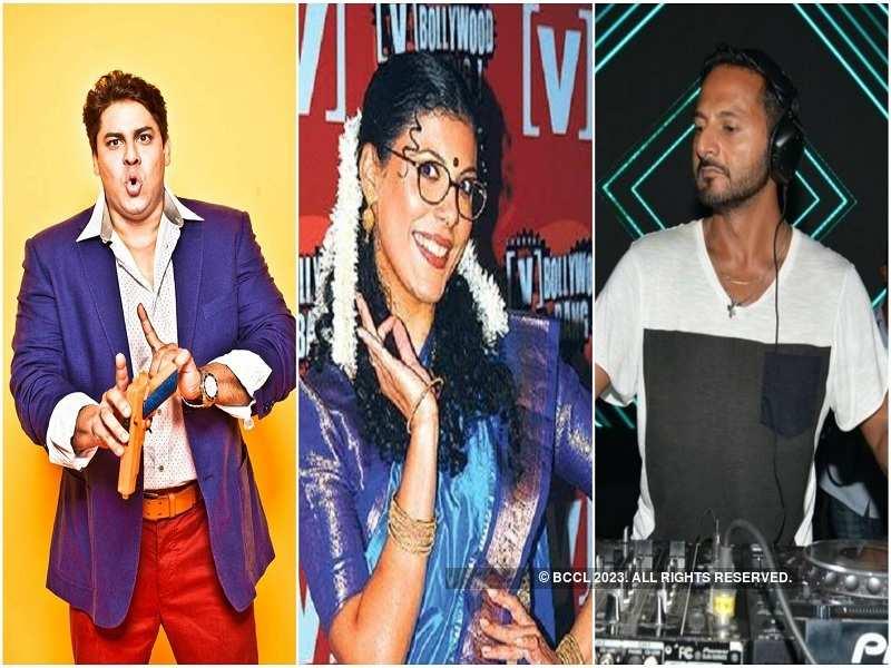 Cyrus Broacha, Lola Kutty, Nikhil Chinappa: Going down memory lane