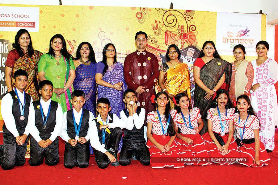Tirangaa 2016 at Amanora School