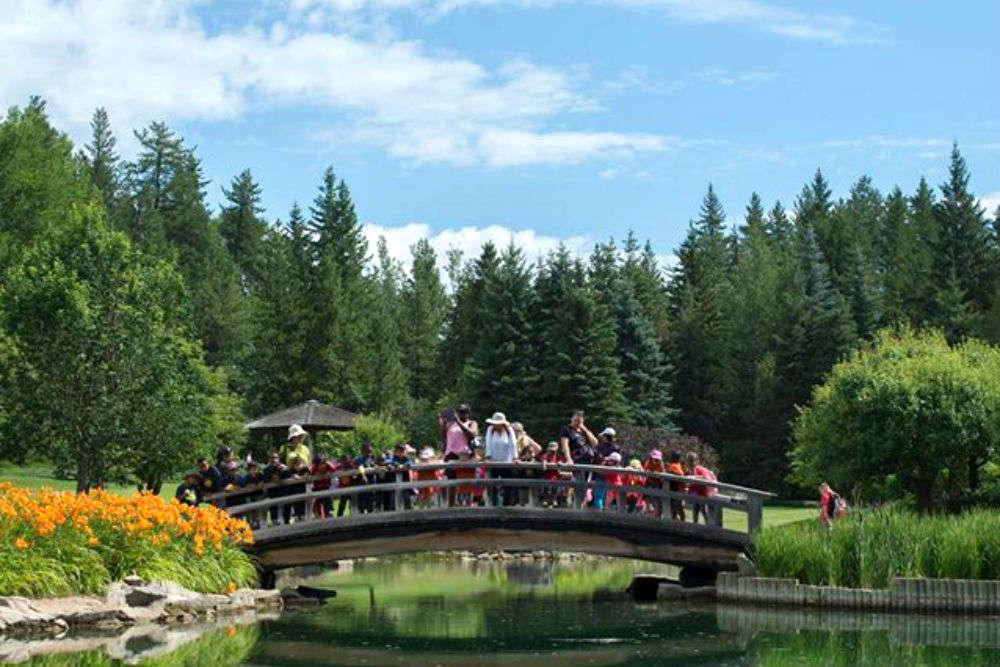 Devoian Botanic Gardens