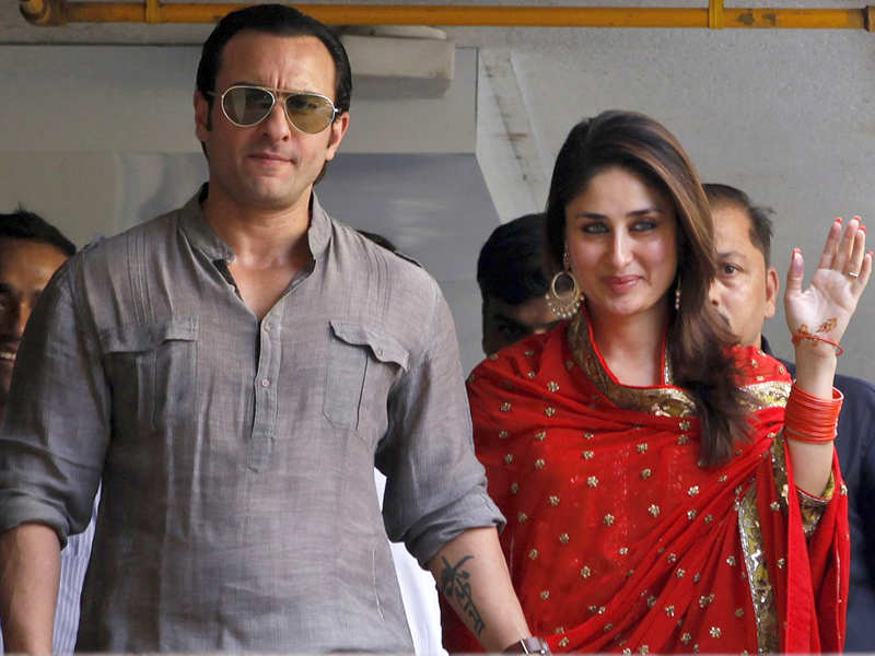 Kareena Kapoor Khan Recalls Her Wedding Moment With Saif Ali